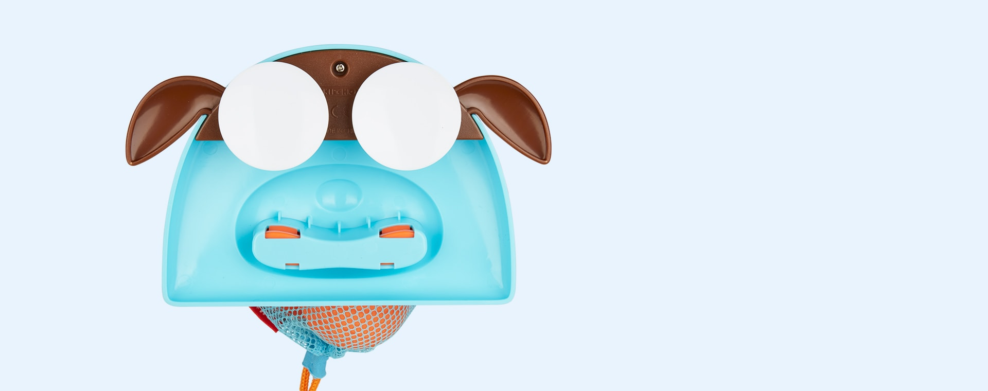 Blue Skip Hop Zoo Dog Bathtime Basketball