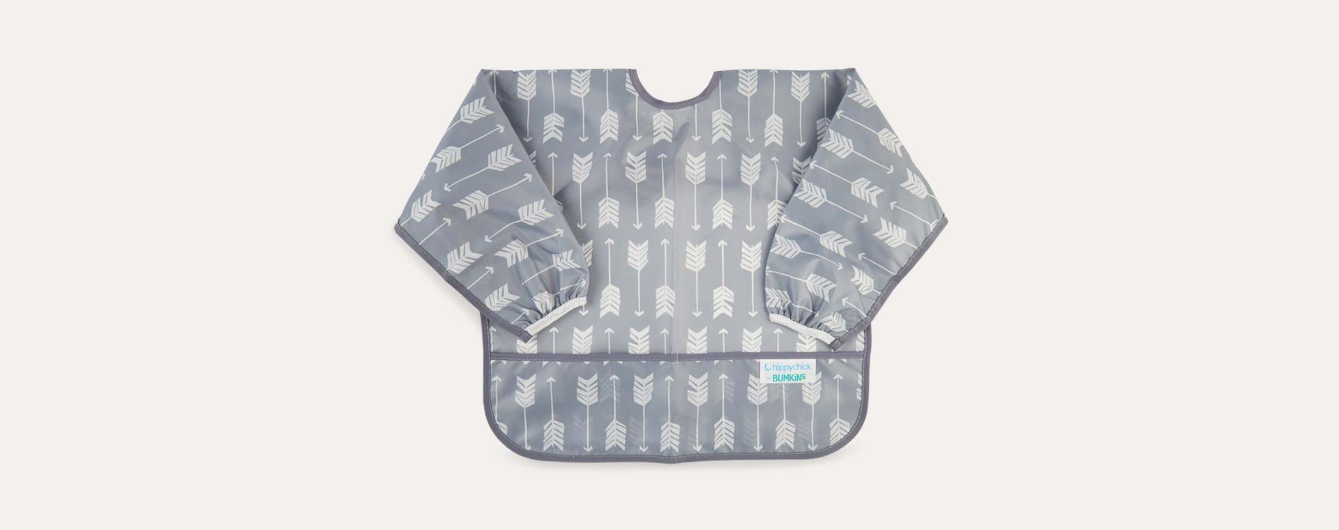 Arrows Bumkins Sleeved Bib