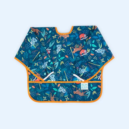 Safari Bumkins Sleeved Bib