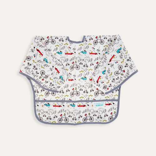 Urban Bird Bumkins Sleeved Bib