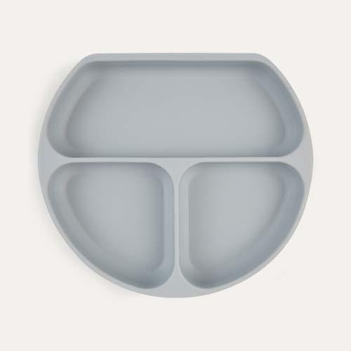 Grey Bumkins Grip Dish