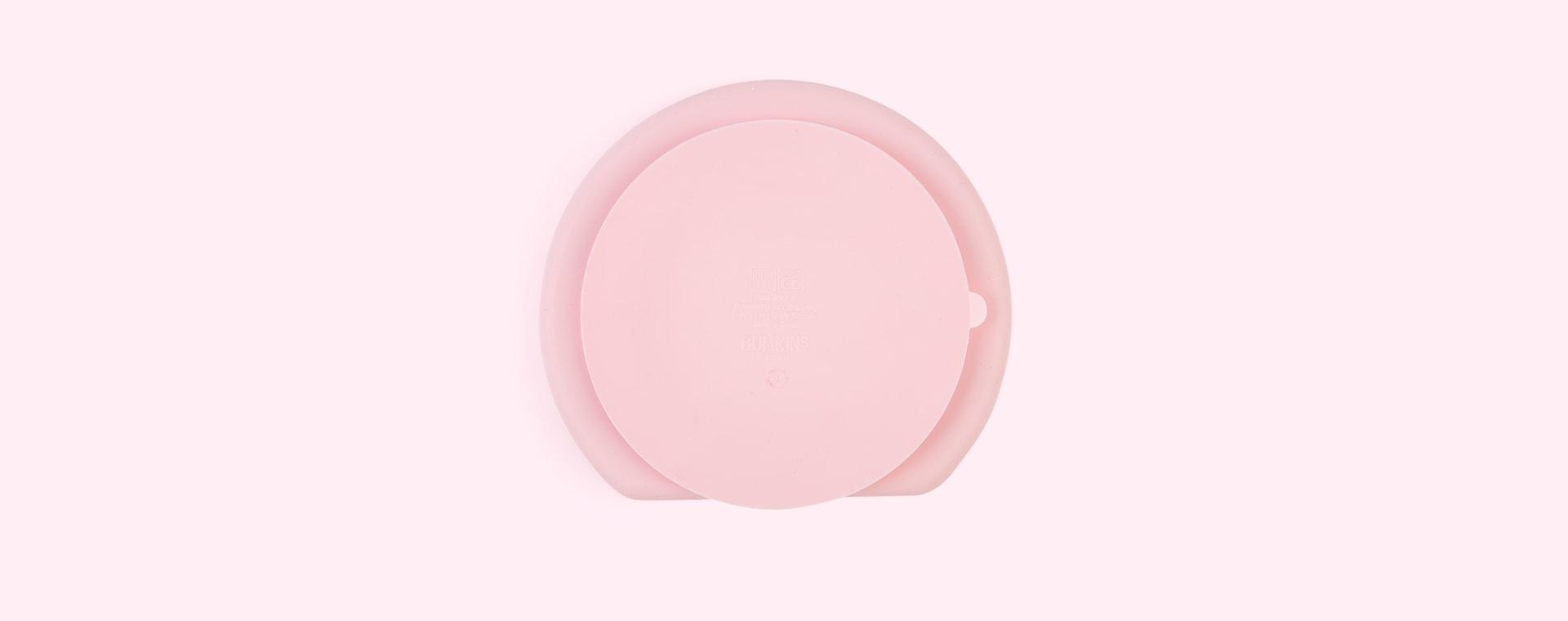 Pink Bumkins Grip Dish
