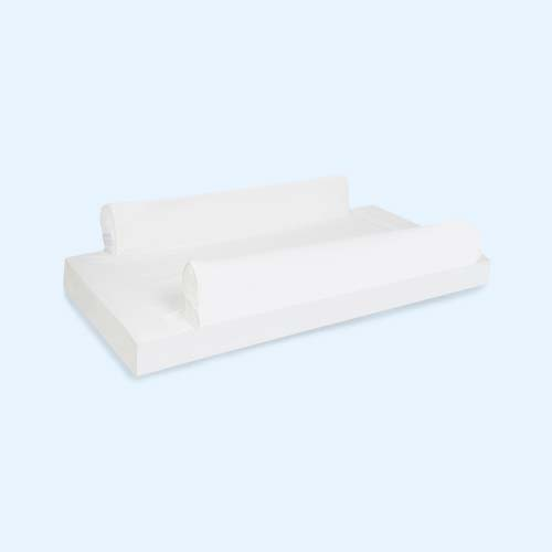 White Hippychick Dream tubes Bed Bumper - Bed Guards