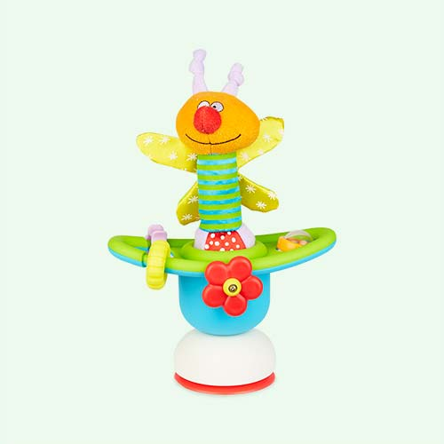 Multi taf toys Mini Table Carousel Highchair Toy
