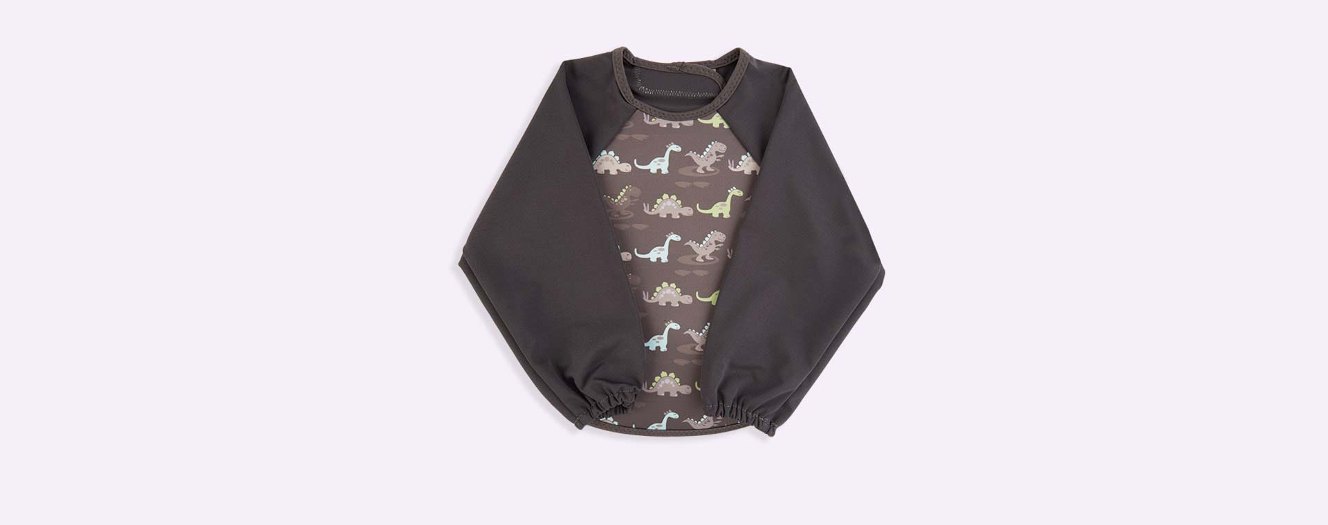Dino Bibetta Printed Ultra Bib with Sleeves