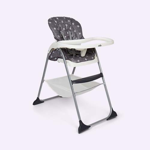 Twinkle Linen Joie Mimzy Snacker Highchair