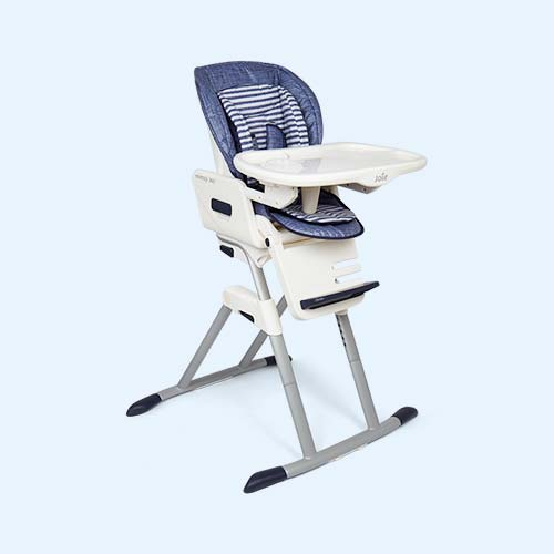 Denim Joie Mimzy 360 Highchair