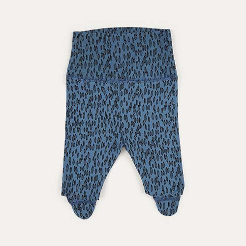 Blue Seed Foundation Gro Company Footed Legging