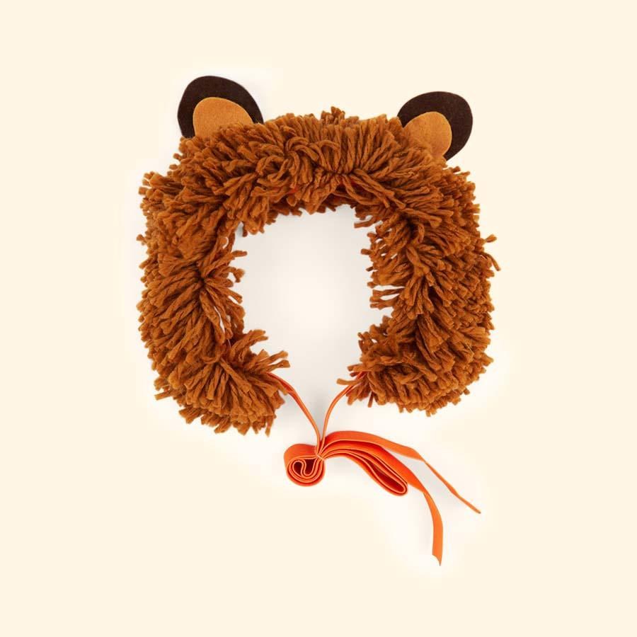 Brown Meri Meri Wearable Lion Mane