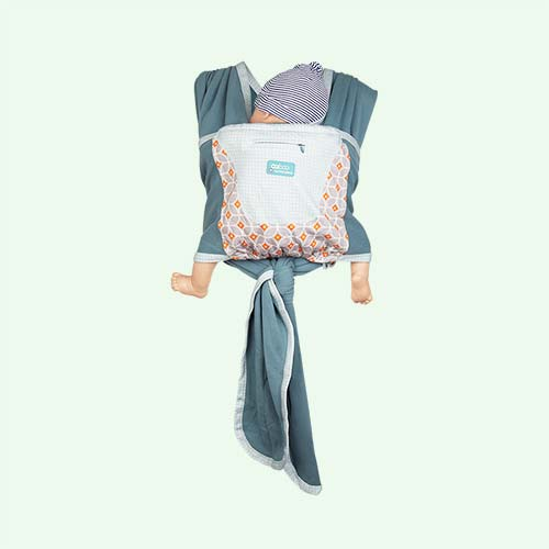 Emily Close Caboo Printed Baby Carrier