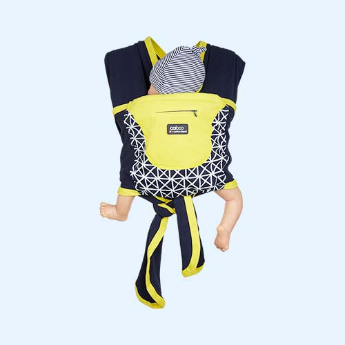 Orla Close Caboo Printed Baby Carrier