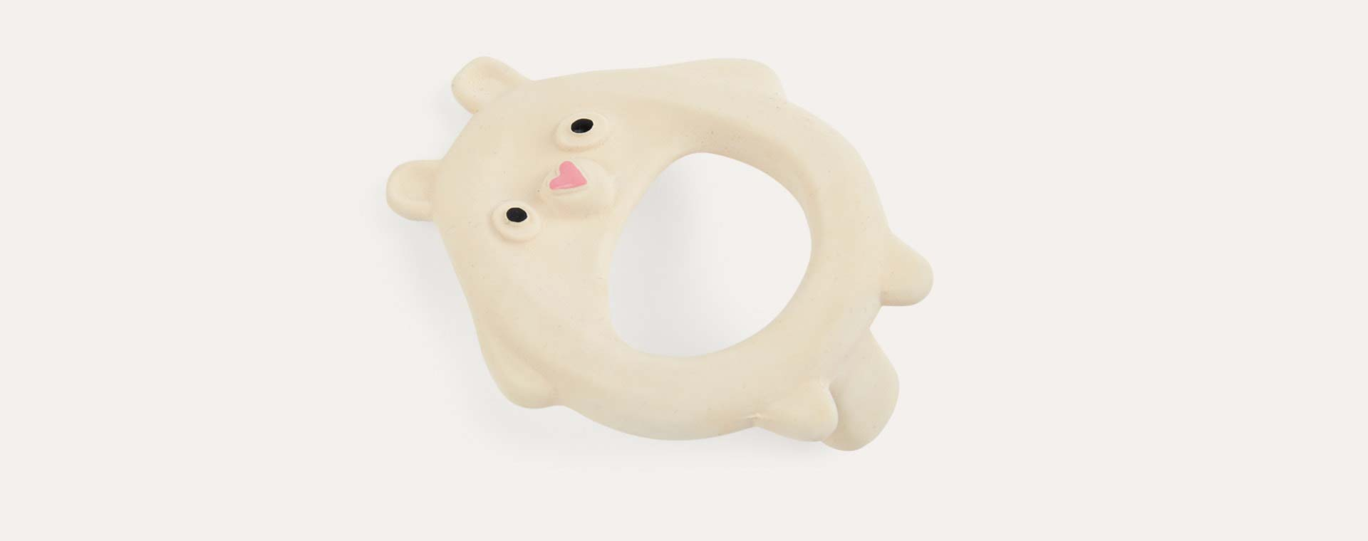 Cream Cloud Cuckoo My Friend Goo Teether