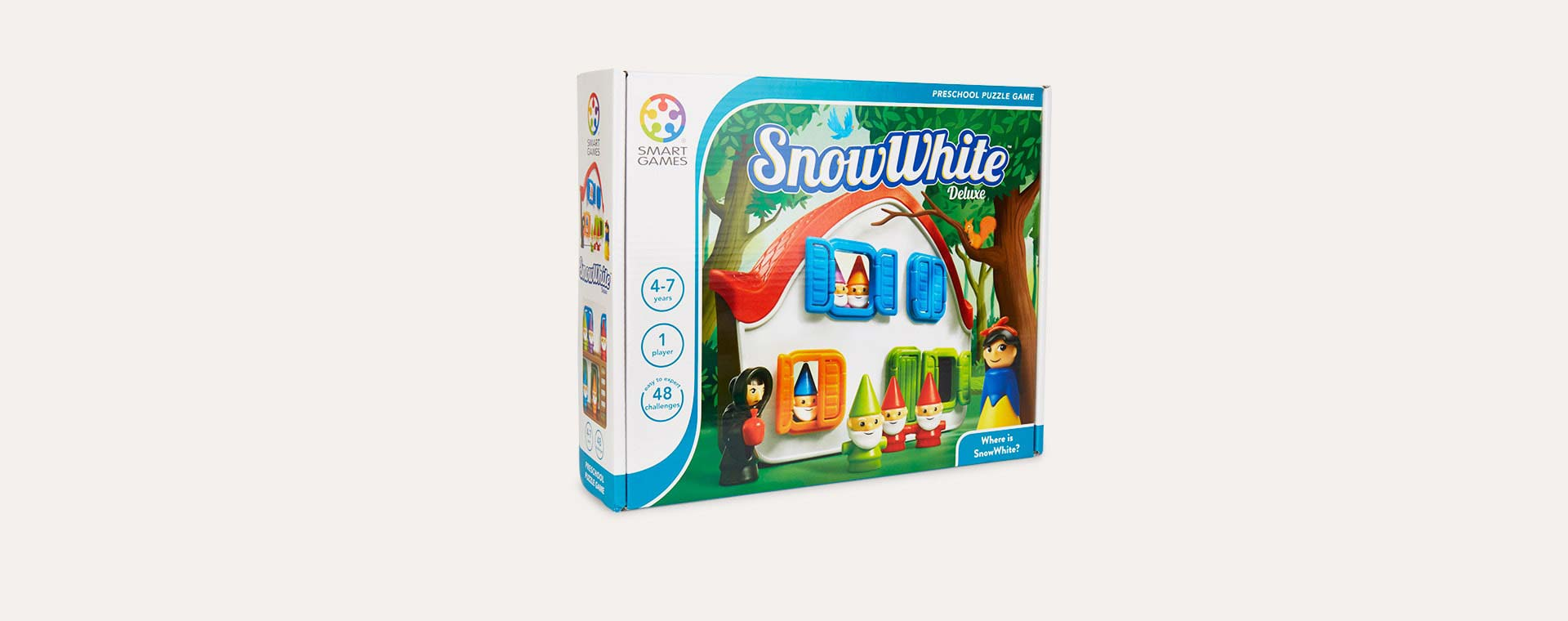 Multi SmartMax Snow White Game