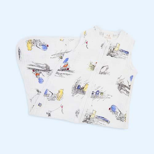 Winnie the Pooh aden + anais Disney Classic Sleeping Bag