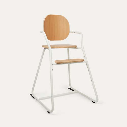 White Charlie Crane Tibu Highchair