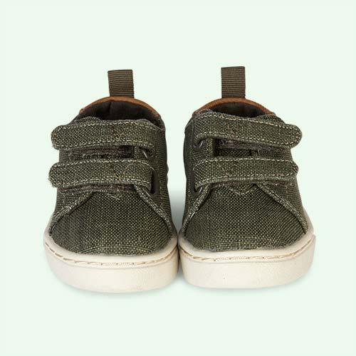 Khaki TOMS Lenny Sneakers