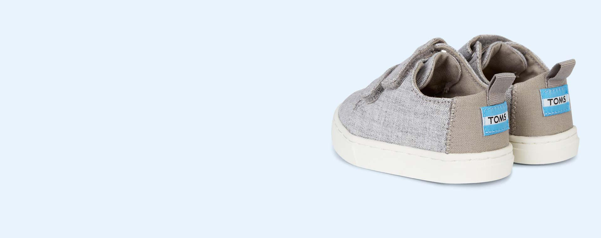Chambray TOMS Lenny Sneakers