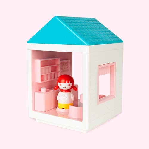 White Kid O Myland Play House Kitchen