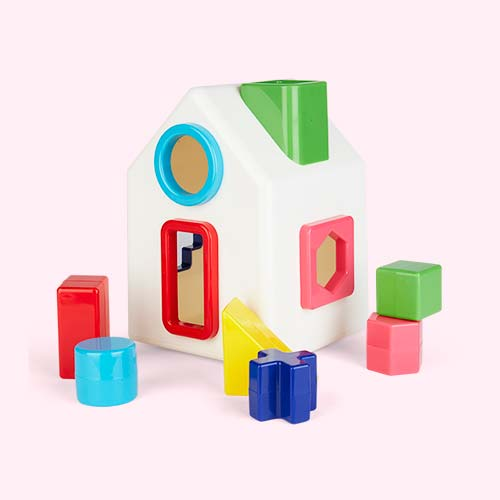 Multi Kid O Sort A Shape House