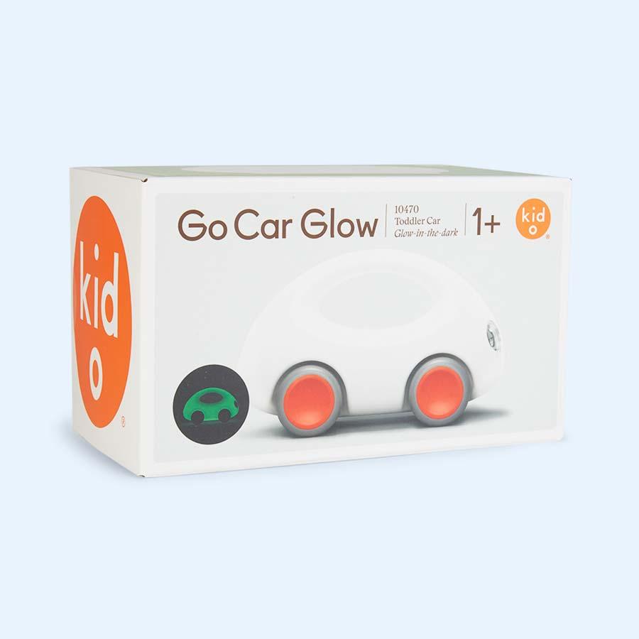 Blue Kid O Go Car Glow