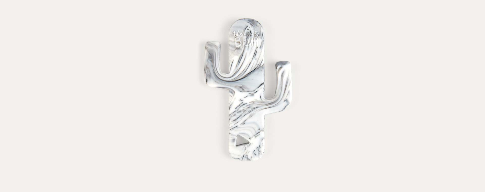 Marble Blossom & Bear Cactus Teether