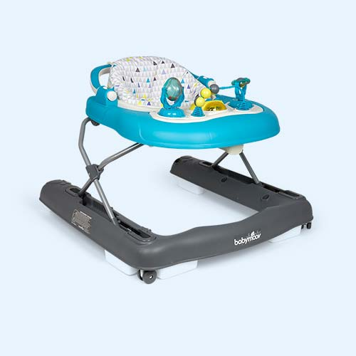 Petrol Babymoov 2-in-1 Baby Walker