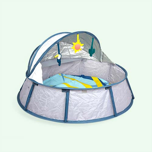 Tropical Babymoov Babyni Pop-Up Cot