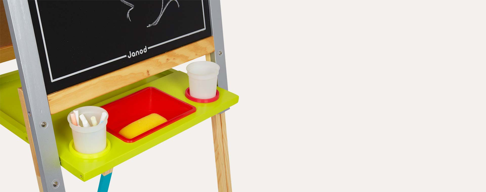 Multi Janod Height Adjustable Easel