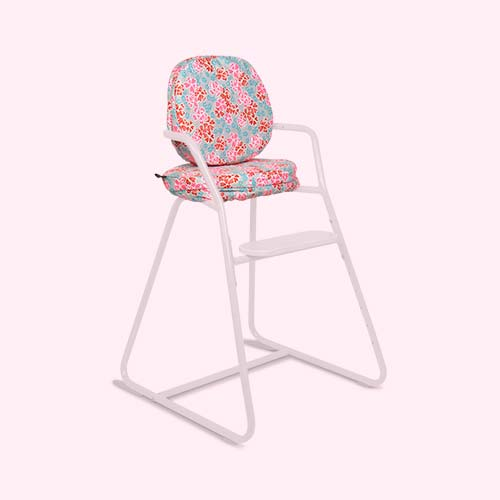 Junko Grey Charlie Crane Tibu Highchair Cushions
