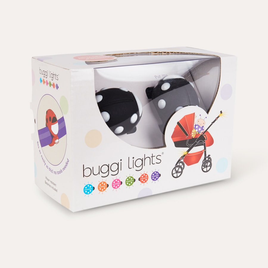 Black Buggi Lights Buggy Lights