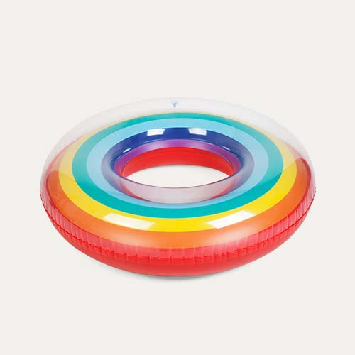 Multi Sunnylife Pool Ring Rainbow