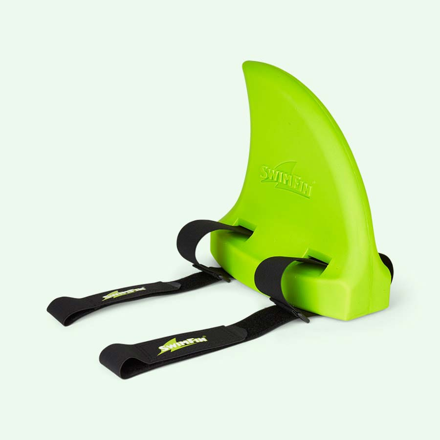 Lime SwimFin Swimfin Swimming Aid