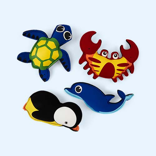 Multi SwimFin Funky Floaties Swim Toys