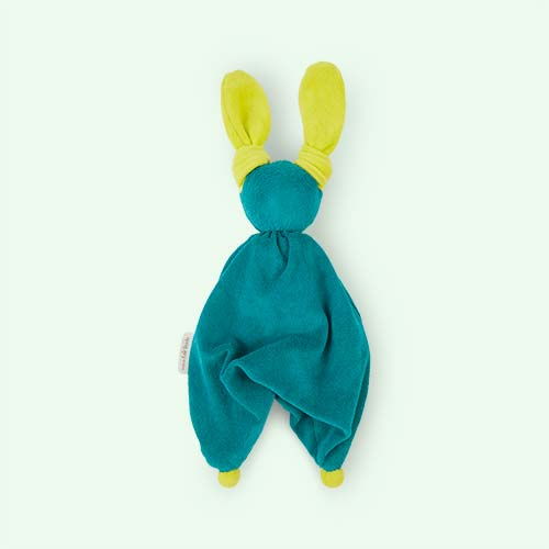 Green Peppa Floppy Organic Soother