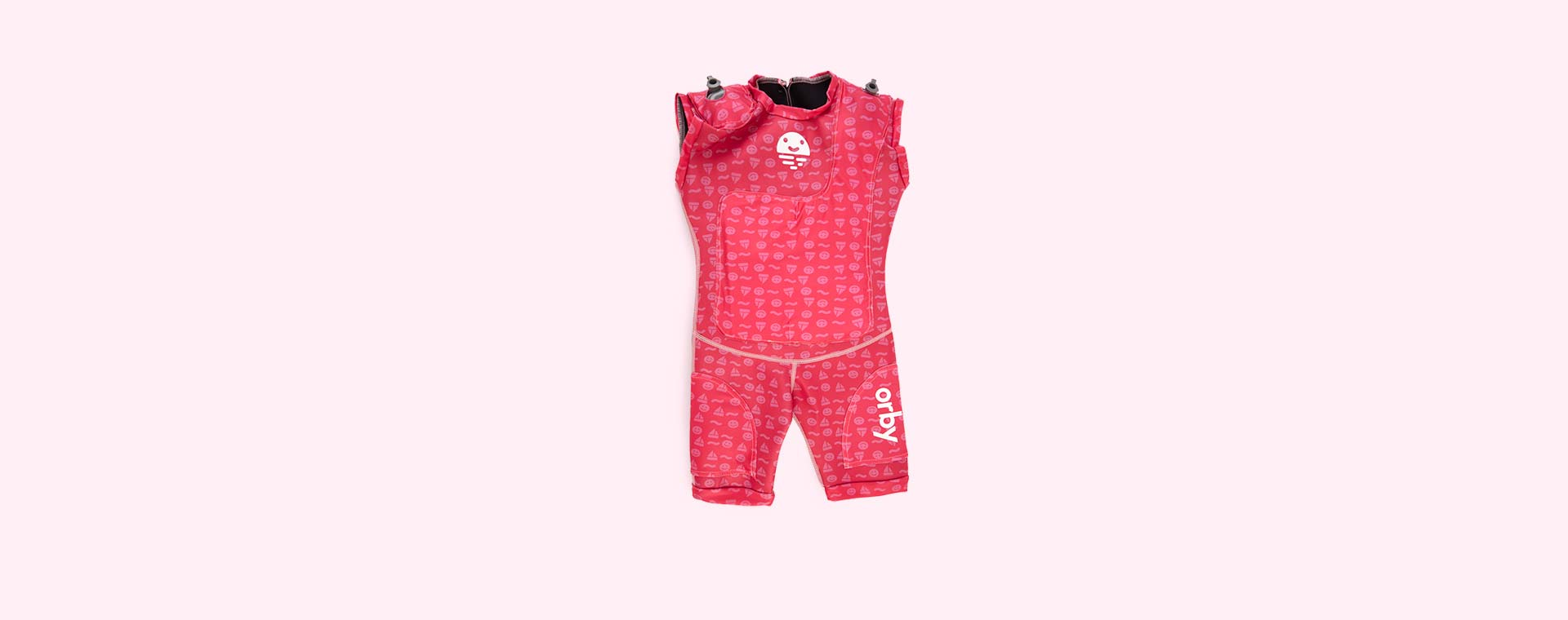 Pink Orby Jetsuit