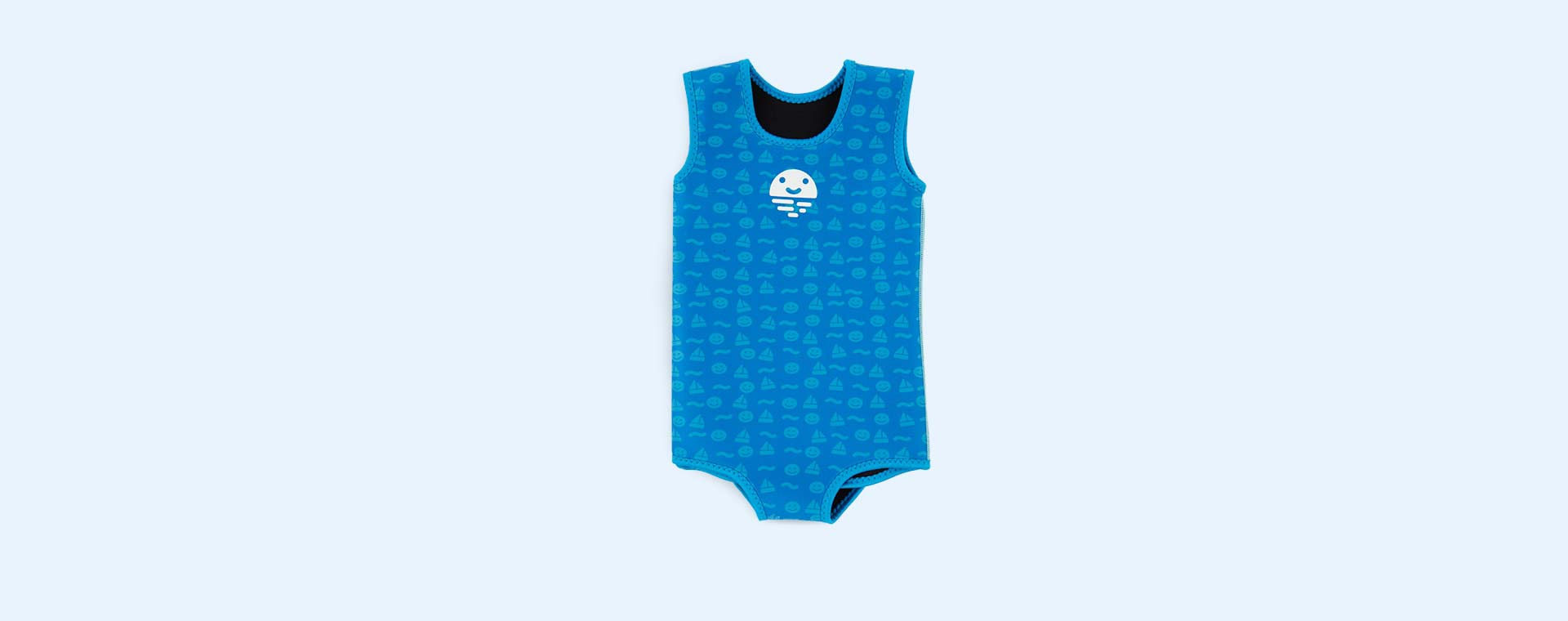 Blue Orby Orby Wrap