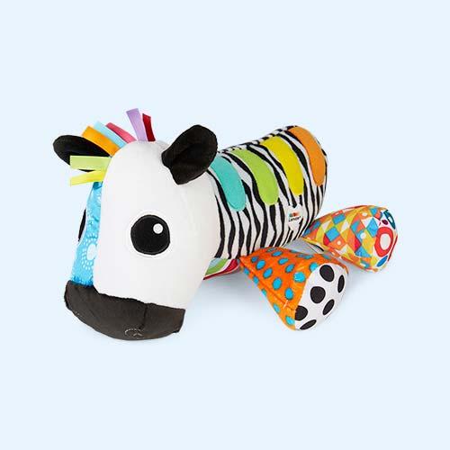Multi Lamaze Cozimo Concerto Zebra Toy