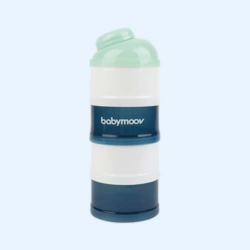 Arctic Blue Babymoov Milk Dispenser