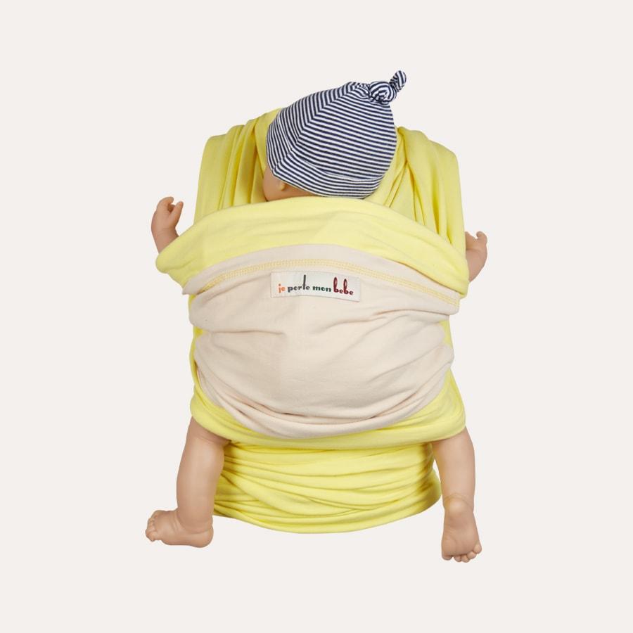 Buy the je porte mon bebe original baby wrap tried for Porte bebe babybjorn