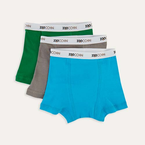 Monsters Zoocchini Boxer Shorts - 3 Pack