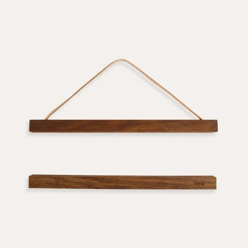Smoked Oak Ferm Living Wooden Frame
