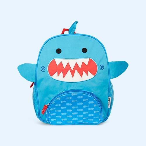 Shark Zoocchini Kids Backpack Pals