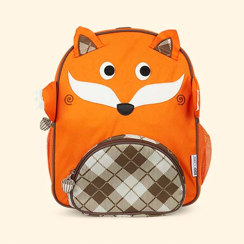 Fox Zoocchini Kids Backpack Pals