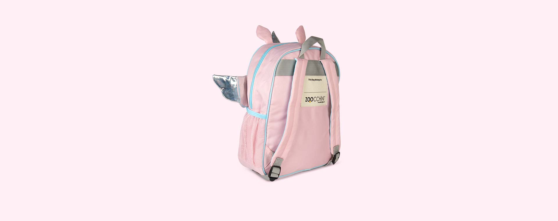 Unicorn Zoocchini Kids Backpack Pals