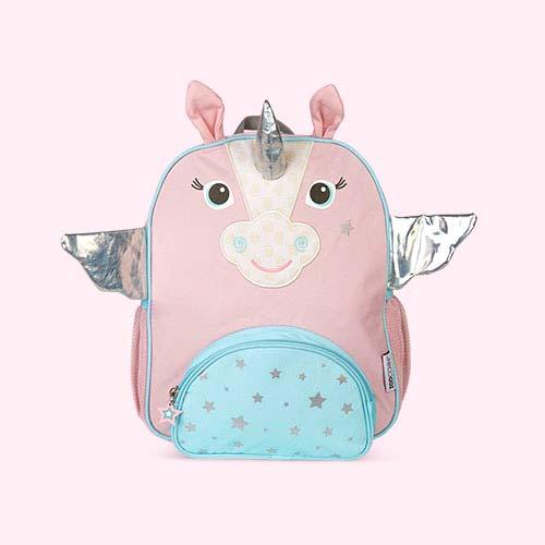 Unicorn Zoocchini Kids Backpack Pals