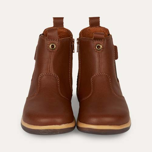 Toffee Bobux Ranch Boot