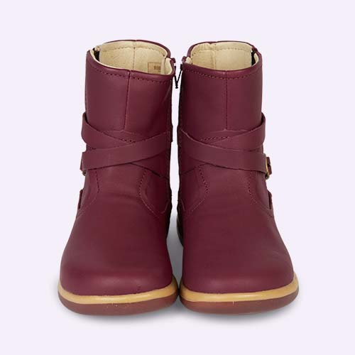 Bordeaux Bobux Sway Boot