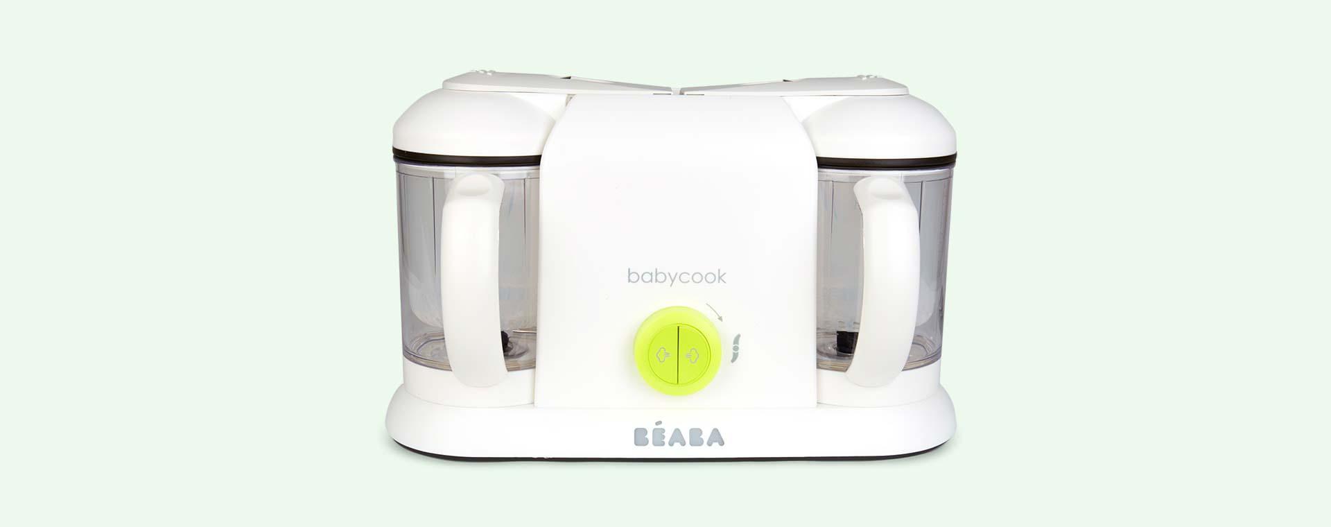 Neon Beaba Babycook Plus 4-in-1 Food Processor