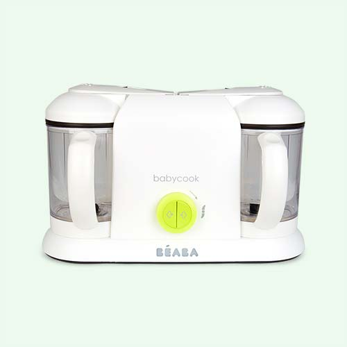 Neon Beaba Babycook Plus 4-in-1 Food Processor