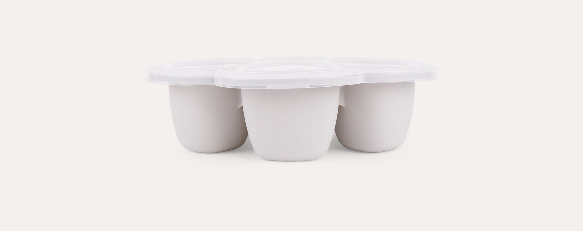 Light Mist Beaba Multi-Portion Food Containers - 6 x 150ml